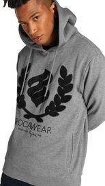 pánská mikina Roca Wear Hoodie RW Kranz H In Grey f9c57328055