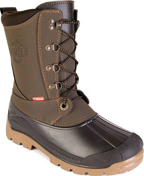 c78ce1f547d Zimní obuv Demar Winter Classic 3817 hnědá od 1 649 Kč • Zboží.cz