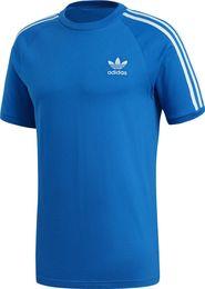 4fddf51004 pánské tričko Adidas 3-Stripes Tee modré