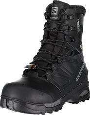 pánská zimní obuv Salomon Toundra Pro CSWP Black Black Magnet 293b0736423