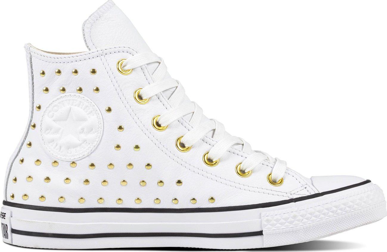 Converse Chuck Taylor All Star Hi 561683 White Gold White od 1 752 Kč •  Zboží.cz 12d130c15e