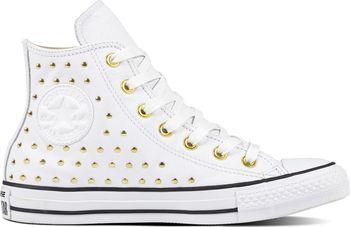 699c175a9f4 Converse Chuck Taylor All Star Hi 561683 White Gold White od 1 752 ...