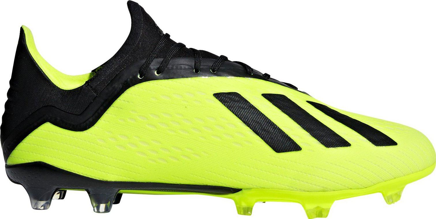 Adidas X 18.2 FG DB2180 žluté od 1 749 Kč • Zboží.cz a42e94e57e6