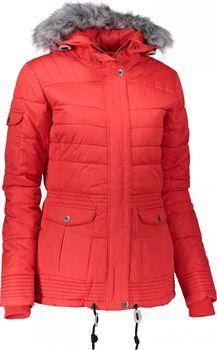 Alpine Pro Icyba 3 LJCK181 červená. Dámská zimní bunda ... 513d3cb965