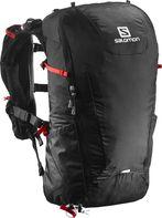 outdoorový batoh Salomon Peak 20 l černý červený 6fab0bc17e