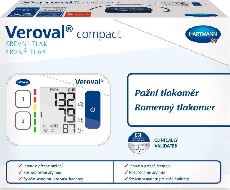 9cef055b7 Hartmann Veroval Compact od 849 Kč | Zboží.cz