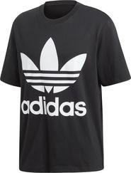 c46c02b28944 pánské tričko Adidas Trefoil Oversized černé