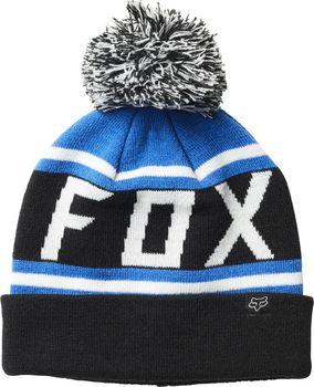 106c4d665c2 FOX Throwback Beanie černá modrá uni od 499 Kč • Zboží.cz