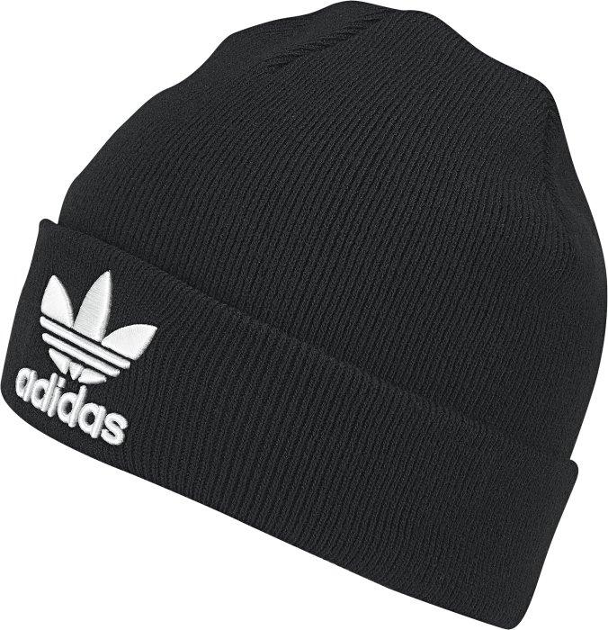 Adidas Trefoil Beanie černá uni od 454 Kč • Zboží.cz 783df49bef