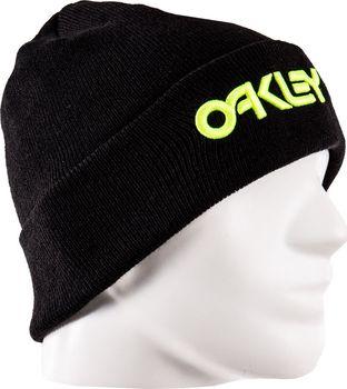 54660630505 Oakley zimní čepice B1B Logo blackout +…