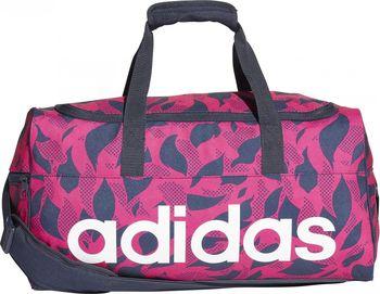 Adidas Linear Duffel Bag S od 650 Kč • Zboží.cz cf12e790423
