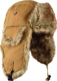 9cb219ecb40 čepice Fostex Antartica Canvas Coyote