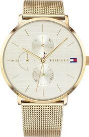 Zlaté hodinky Tommy Hilfiger • Zboží.cz d25473e2c03