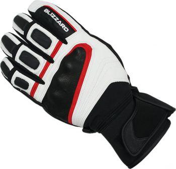 Blizzard Competition lyžařské rukavice black white red od 1 356 Kč ... d52e91cc21