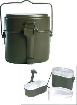 Mil-Tec ešus BW hliníkový trojdílný od 390 Kč • Zboží.cz 6cbbceb3d09