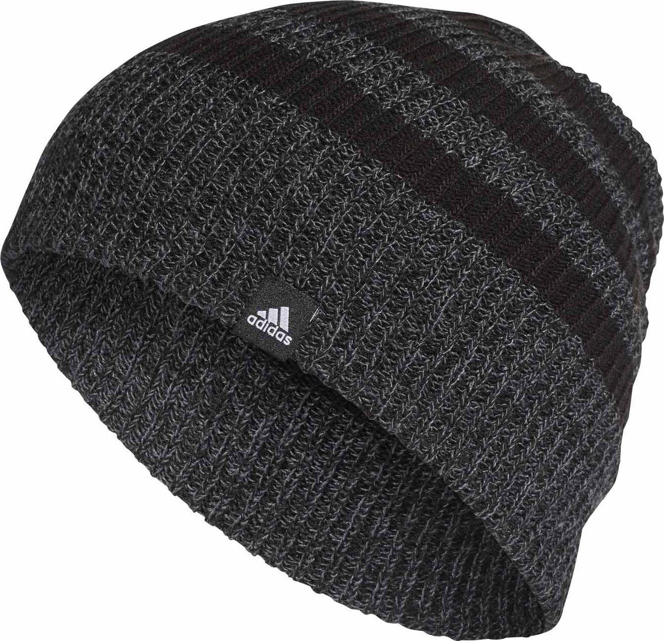 Adidas 3s Beanie BR9927 tmavě šedá Uni od 222 Kč • Zboží.cz 4efb18ece2