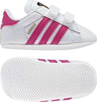 Adidas Superstar Crib bílé 17 od 590 Kč • Zboží.cz affdde2316d
