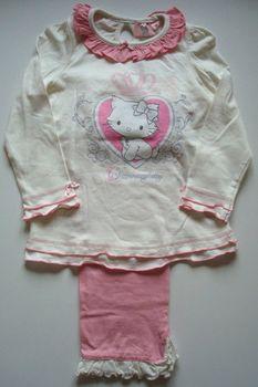 e6fe7df0138a Dívčí pyžama pro děti věku 116 • Zboží.cz