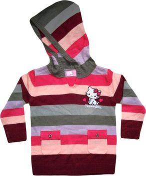 Krásný originální dětský svetr Hello Kitty 05ee9f99b0