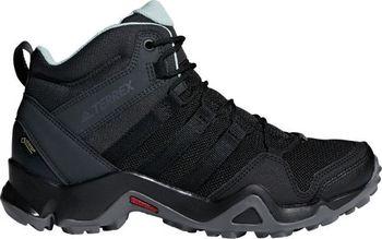 1e9e4b8f443 Adidas Terrex AX2R Mid GTX W Core Black Ash Green. Dámské outdoorové  kontíkové boty ...