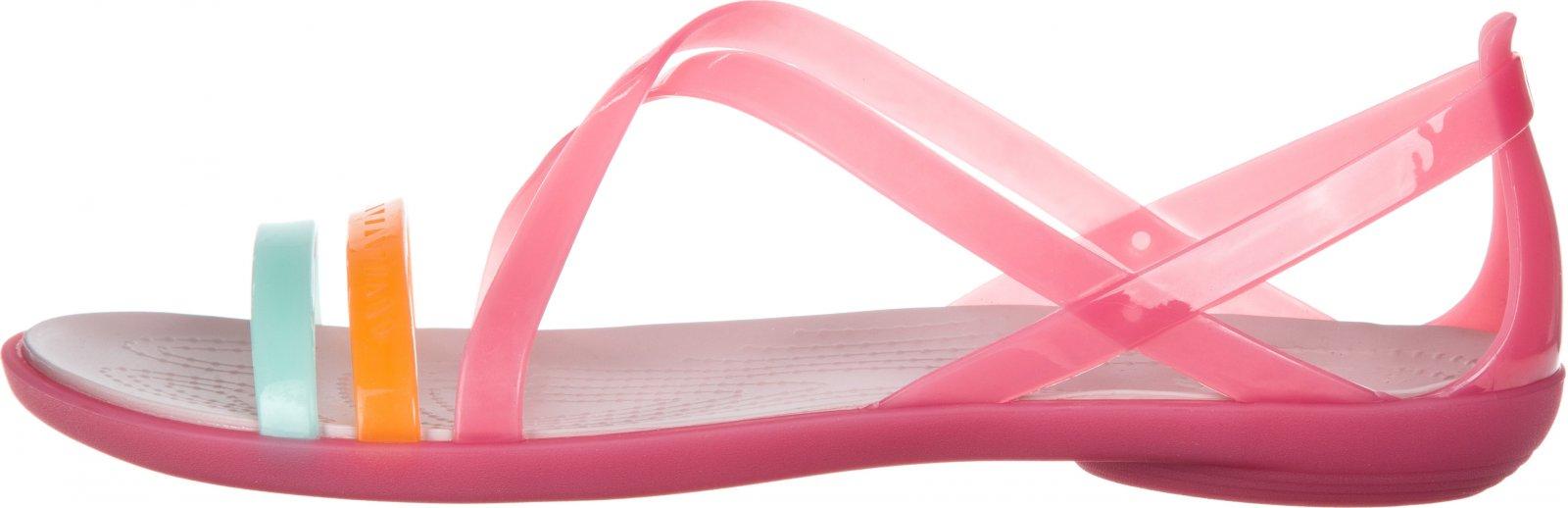 954477bb57bf Crocs Isabella Cut Strappy 205149 růžové - Srovnejte ceny!