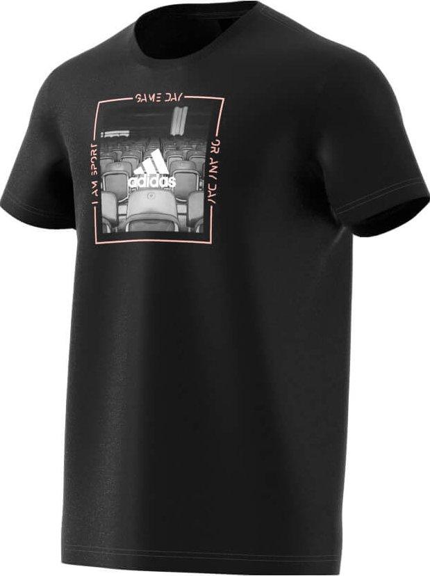039d75de10f adidas Category pánské tričko černé S od 499 Kč • Zboží.cz