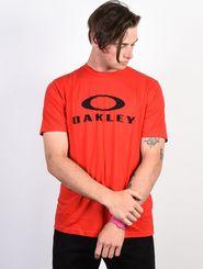 c26f4cbd5 pánské tričko Oakley Pc-Bark Ellipse Red Line M