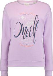 dámská mikina O Neill Echo Lake Sweatshirt fialová 6d04dcfe9ce