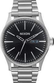 9c6e5cf7fb2 hodinky Nixon Sentry SS Black Sunray