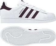 296dabda08a dámské tenisky Adidas Superstar W Ftwr White Red Night Silver Metallic