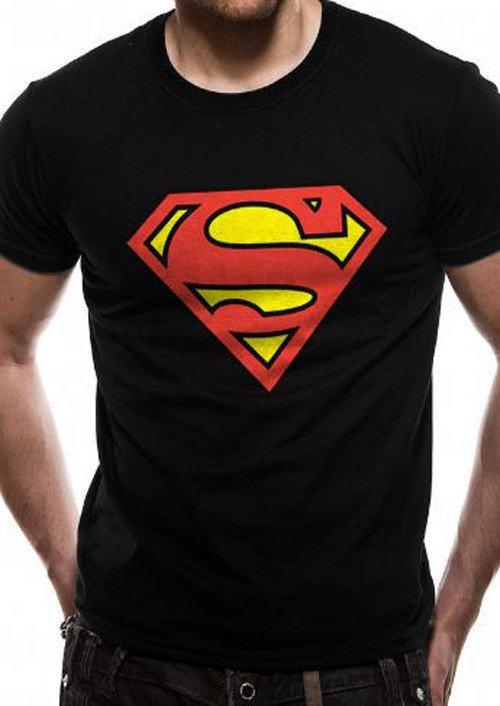 DC Comics Superman Logo černé od 255 Kč • Zboží.cz 3506c65574