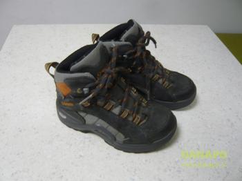 a080105d43f2 LOWA Kody GTX MID boty Junior šedo-oranžová…