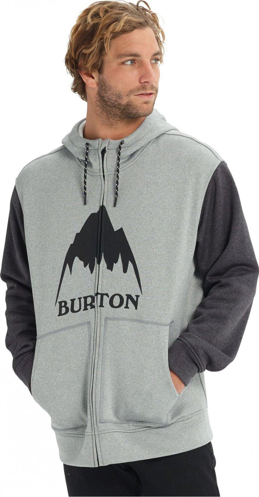 c68a3d0a5e Burton Mb Oak Fz 020 šedá od 1 456 Kč