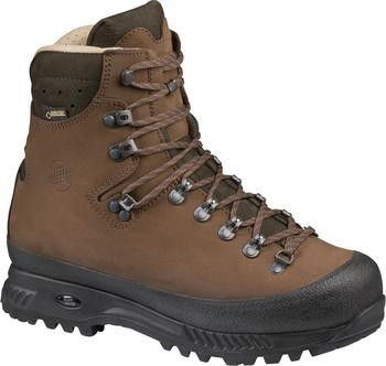 da960cb696 Obuv Hanwag Alaska Wide GTX má větší prostor v přední části boty pro širší  nohy. Boty disponují upínacími háčky na horní části svršků pro přesné a  rychlé ...