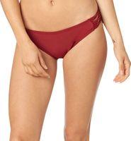 6d99e3d86e dámské plavky FOX Throttle Maniac Lace Up Btm Dark Red M