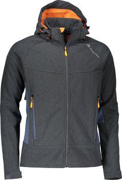 Alpine Pro Nootk 3 MJCM279 tmavě šedá. Pánská softshellová bunda ... f0d6d1ccabb