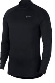 9ee7230d99f7 pánské tričko NIKE M NP THRMA Top LS Mock 929731-010 černé