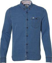 pánská košile O Neill Indigo LS Shirt tmavě modrá ee56d92589