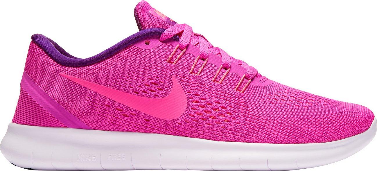 Nike Wmns Free RN růžová fialová od 1 495 Kč • Zboží.cz 018f0ec5d6