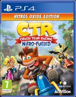 Crash Team Racing: Nitro Fueled PS4