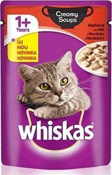 Whiskas kapsička hovězí v krémové omáčce 85 g od 11 Kč • Zboží.cz fbcea1e1bd8