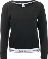 dámská mikina Calvin Klein QS5718E-001 černá a1c76affc76