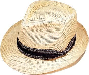 a5b59c3d047 Assante 80007. Luxusní pánský letní klobouk.
