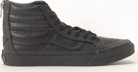 VANS SK8-HI Slim Perf Leather B W 42 38aa6b2579