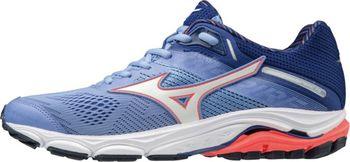 0a478e95a Nový model Mizuno Wave Inspire 15 jsou dámské běžecké boty pro především  zpevněné cesty a silnice. Vějířovitá vlnová deska poskytuje střední tlumení.