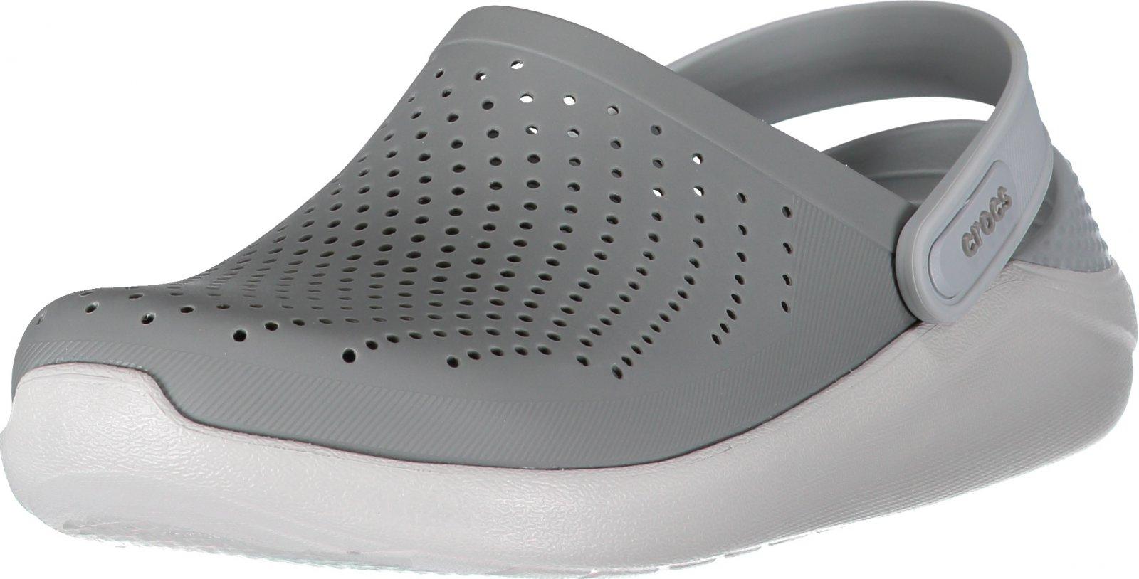 12fda551a Crocs Literide Clog Smoke Pearl White - Srovnejte ceny!