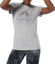 c8c49d0538 dámské tričko Reebok Gs Motion Dot Crew šedé