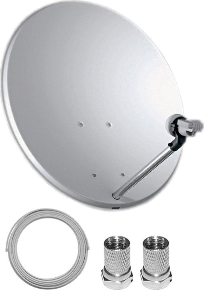 8a7e503850fe9 TELE System satelitní set 60 cm + LNB Single od 535 Kč | Zboží.cz