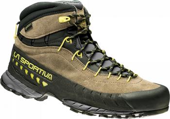 67da2f565536 Kožená kotníková obuv TX4 Mid GTX od firmy La Sportiva je navržená pro  dokonalou oporu a stabilitu během náročných výstupů v horách