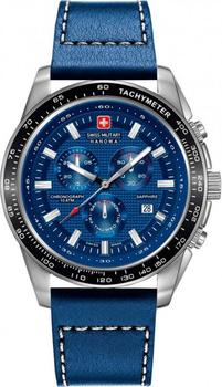 Swiss Military Hanowa 4225.04.003 Crusader. Pánské švýcarské hodinky ... a14f88b9932